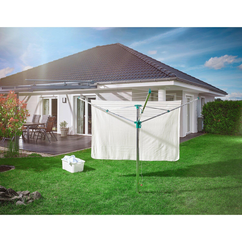 leifheit w schespinne linotrend 500 longline kaufen bei obi. Black Bedroom Furniture Sets. Home Design Ideas