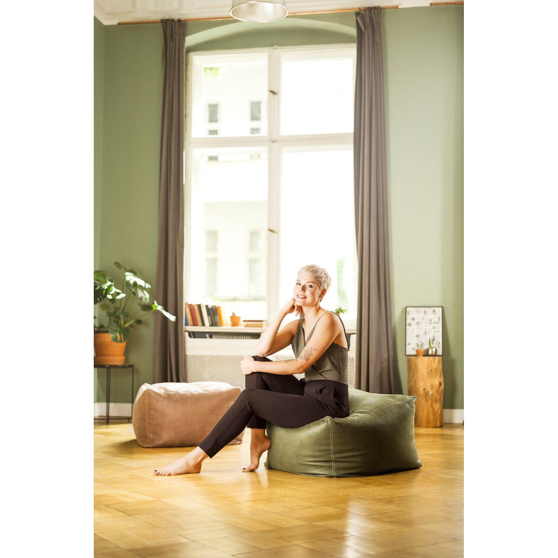 loft interieur mit schlichtem design bilder, sitting point sitzhocker loft jimmy 150 l caramel kaufen bei obi, Design ideen