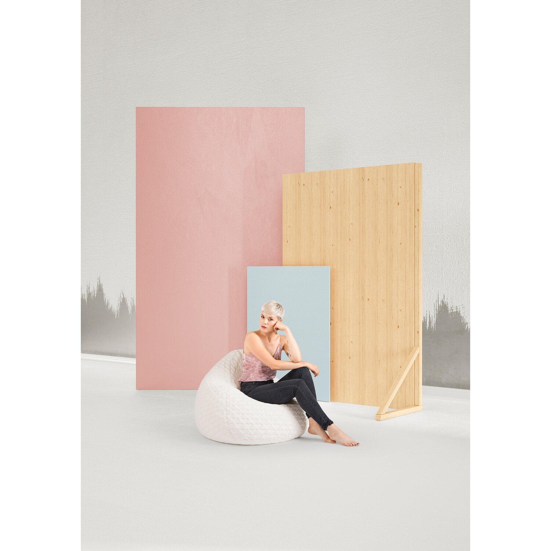 sitting point sitzsack beanbag fluffy hearts 120 l wei kaufen bei obi. Black Bedroom Furniture Sets. Home Design Ideas
