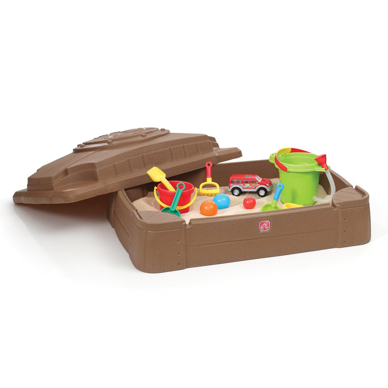 Sandkasten Play & Store
