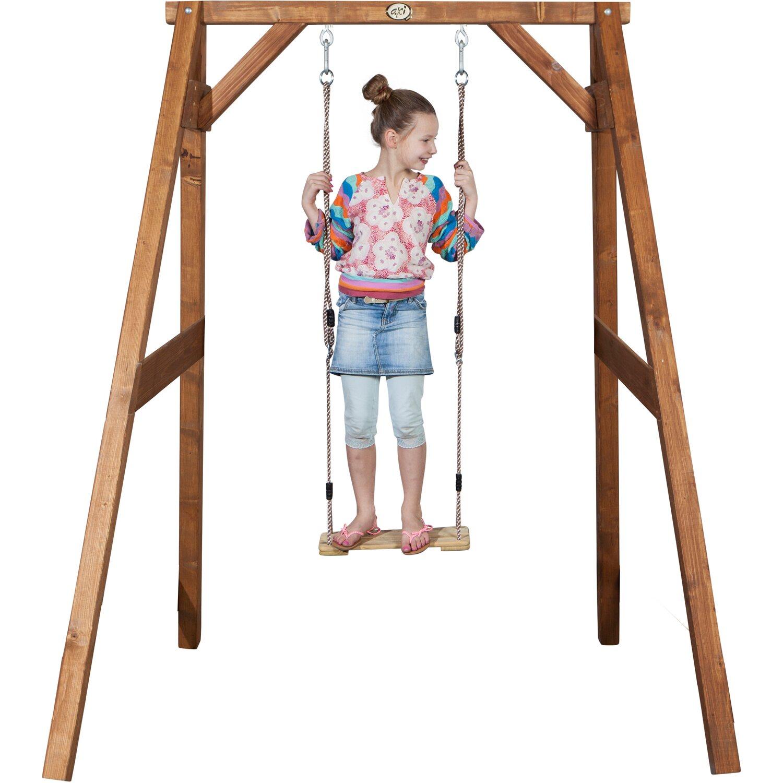 Schaukel Single Swing Braun kaufen bei OBI