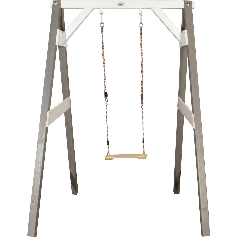 Schaukel Single Swing Grau kaufen bei OBI