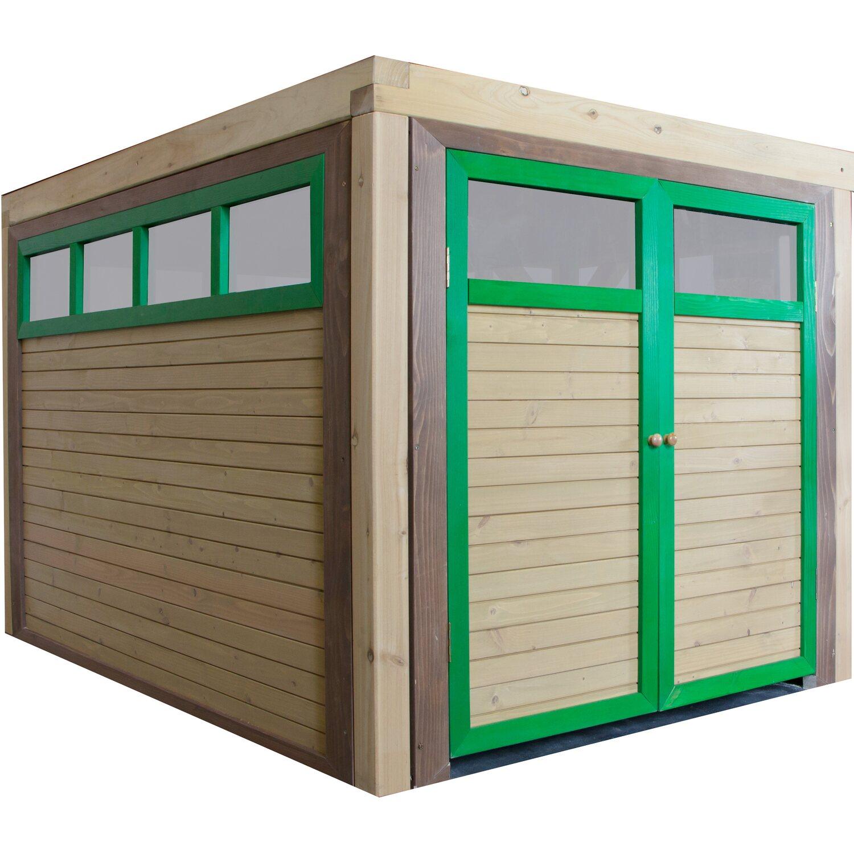 Drive-In Garage für Spielhaus | Baumarkt > Garagen und Carports > Garagen | AXI