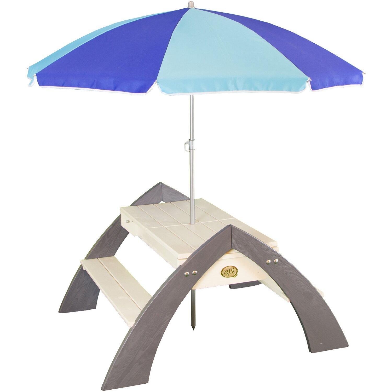 Sand- und Wassertisch/Picknicktisch Delta | Baumarkt > Camping und Zubehör > Weiteres-Campingzubehör | Sand | AXI