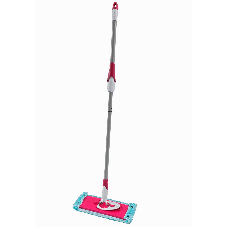 leifheit bodenwischer set clean twist evo pink kaufen bei obi. Black Bedroom Furniture Sets. Home Design Ideas