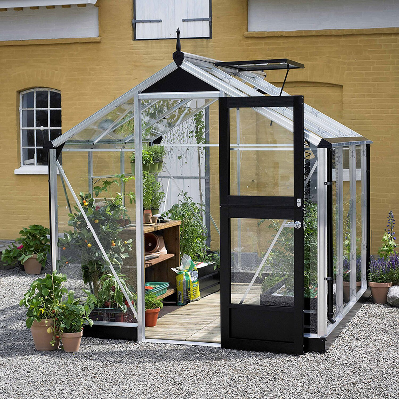 juliana gew chshaus compact 5 0 m alu kaufen bei obi. Black Bedroom Furniture Sets. Home Design Ideas