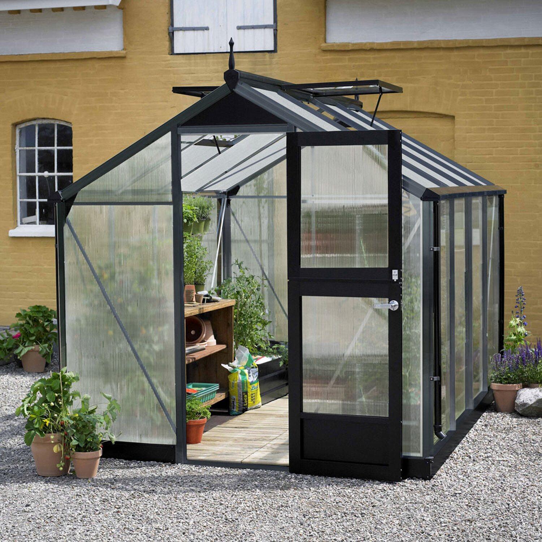 juliana gew chshaus compact 5 0 m sdpl anthrazit kaufen bei obi. Black Bedroom Furniture Sets. Home Design Ideas