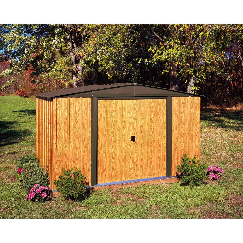 metall ger tehaus kiel 108 305 cm x 234 cm kaufen bei obi. Black Bedroom Furniture Sets. Home Design Ideas