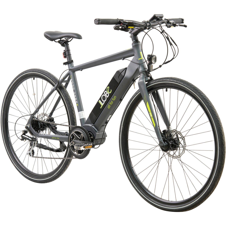 LLobe E-Bike Trekking Fahrrad 28 Cross Urban