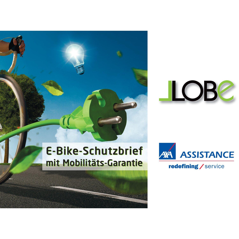 AXA Schutzbrief für Llobe E-Bikes