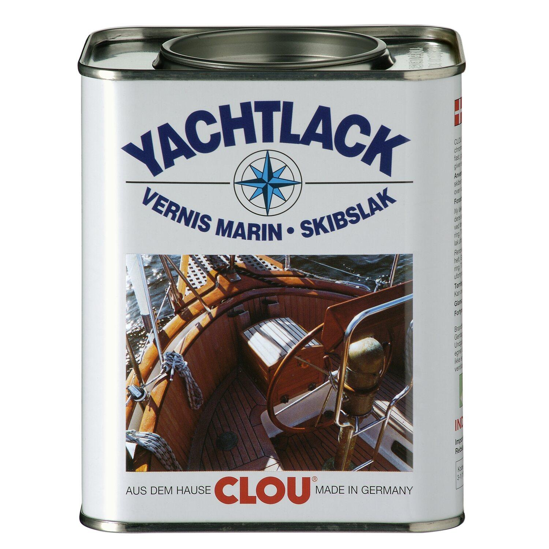 CLOU Clou Yachtlack Transparent glänzend 750 ml