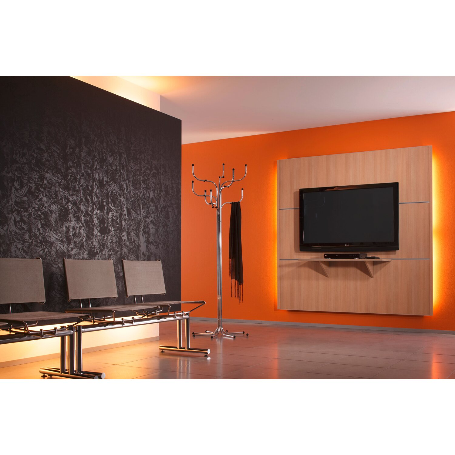 cinewall mediaboard toledo kaufen bei obi. Black Bedroom Furniture Sets. Home Design Ideas