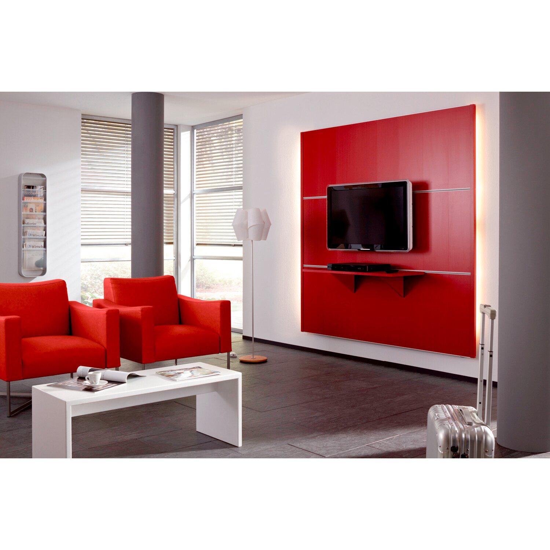cinewall deko set candela lava rot kaufen bei obi. Black Bedroom Furniture Sets. Home Design Ideas