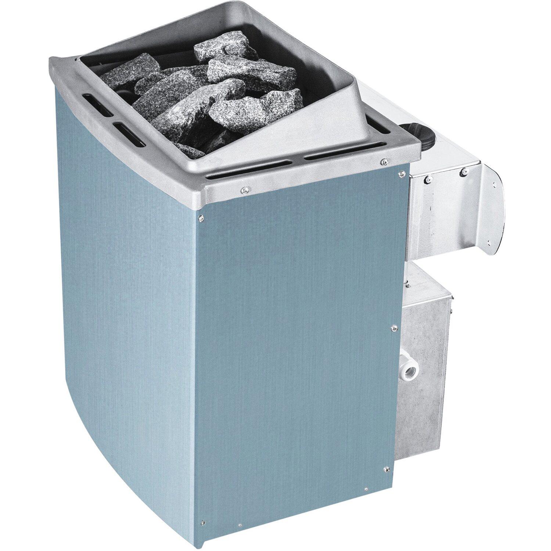 Wolff Finnhaus Saunaofen 9 kW integrierte Steuerung mit Steinen | Bad > Sauna & Zubehör > Saunaöfen
