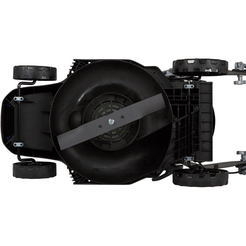 hyundai elektro rasenm her lm3601e mit 36 cm schnittbreite und mulchfunktion kaufen bei obi. Black Bedroom Furniture Sets. Home Design Ideas