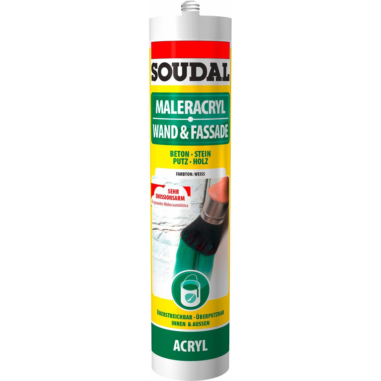 Soudal Maleracryl Weiß 300 ml
