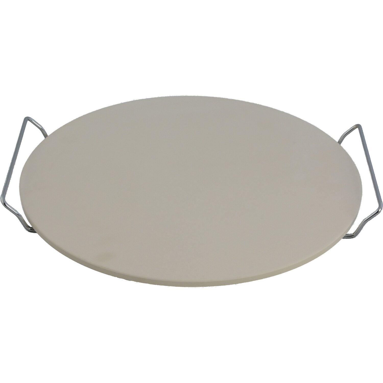 activa pizzastein 33 cm kaufen bei obi. Black Bedroom Furniture Sets. Home Design Ideas