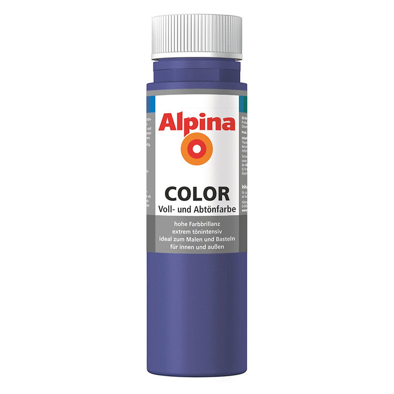 Alpina  Color Pretty Violet seidenmatt 250 ml