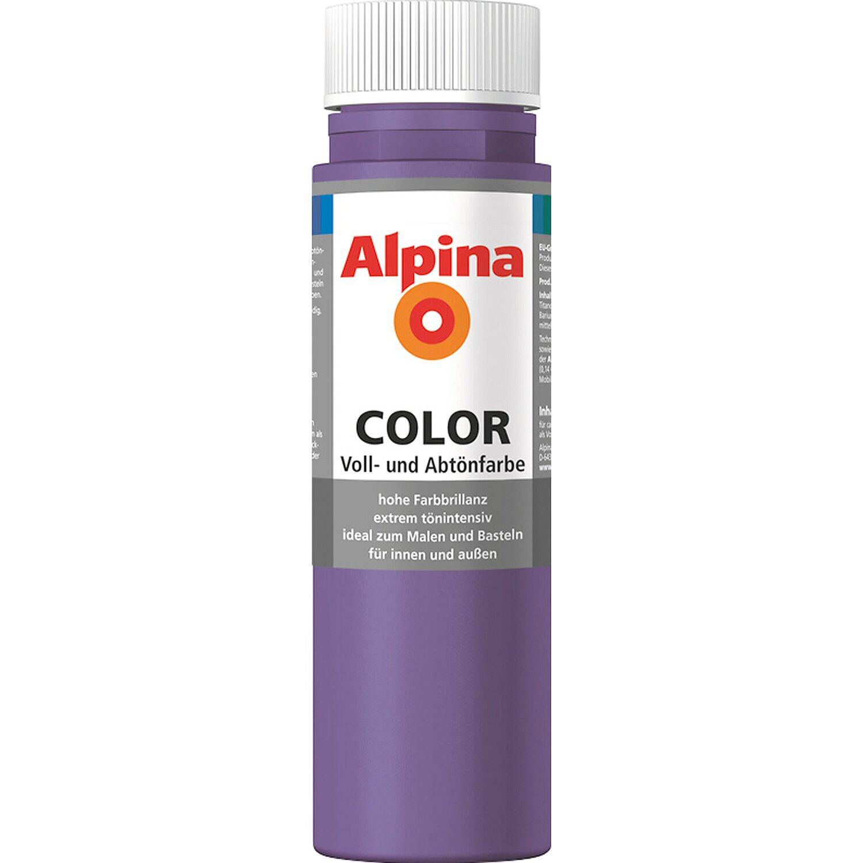 Alpina  Color Sweet Violet seidenmatt 250 ml