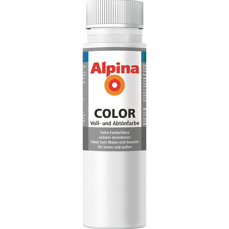 Alpina  Color Snow White seidenmatt 250 ml