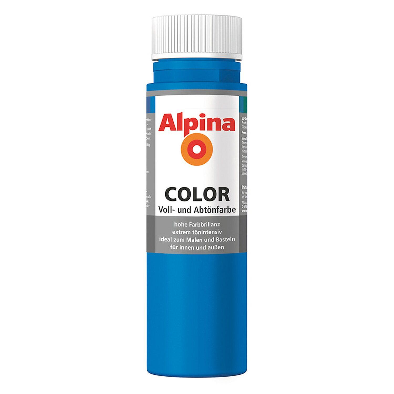 Alpina  Color Royal Blue seidenmatt 250 ml