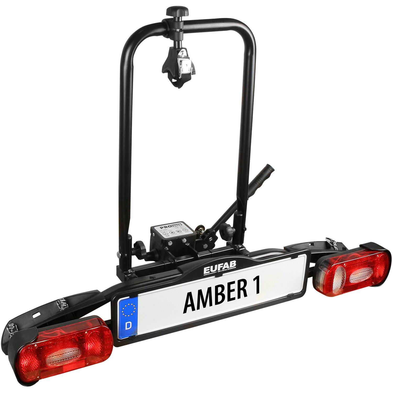 Eufab Fahrradträger für Anhängerkupplung Amber I