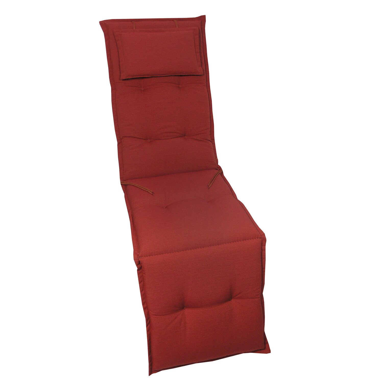 deckchair auflage norderney terracotta kaufen bei obi. Black Bedroom Furniture Sets. Home Design Ideas