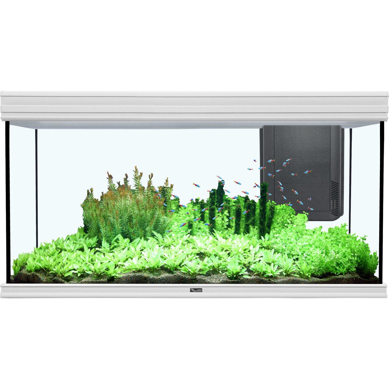 Aquatlantis Aquarium Fusion 120 Bio Weiß 330 l