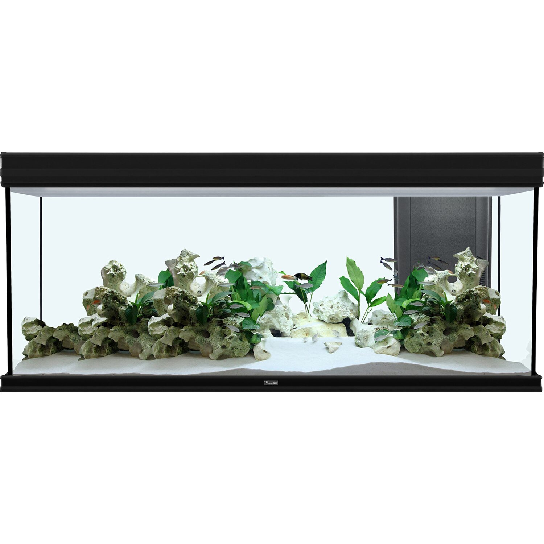 Aquatlantis Aquarium Fusion 150 Bio Schwarz 408 l