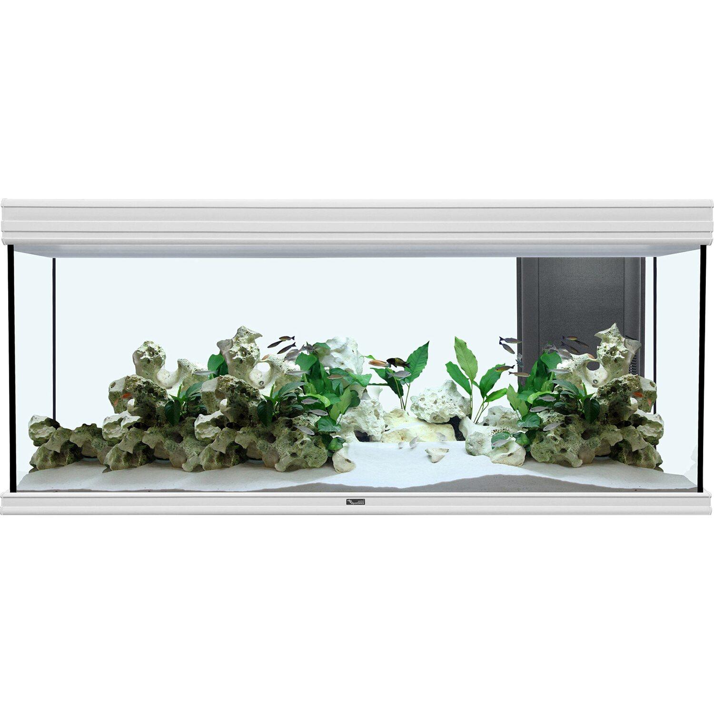 Aquatlantis Aquarium Fusion 150 Bio Weiß 408 l