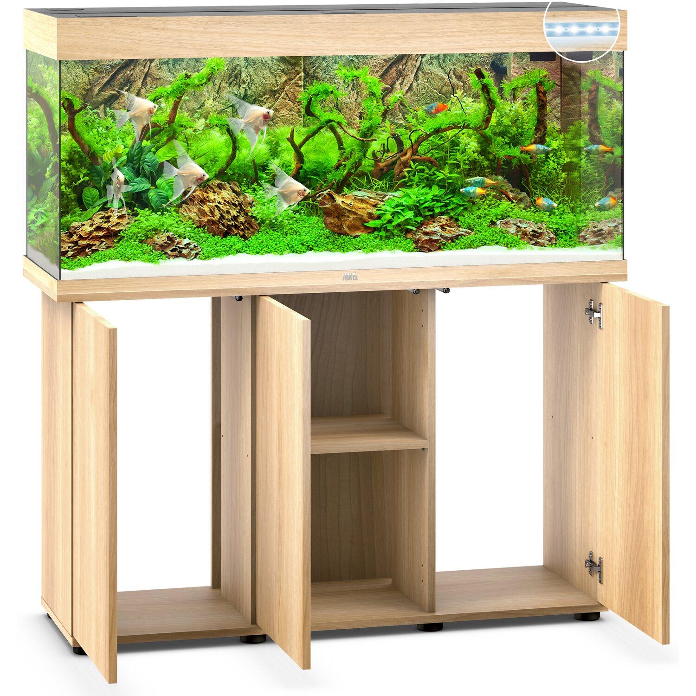 Relativ Juwel Aquarium-Kombination Rio LED SBX helles Holz 240 l kaufen YW57