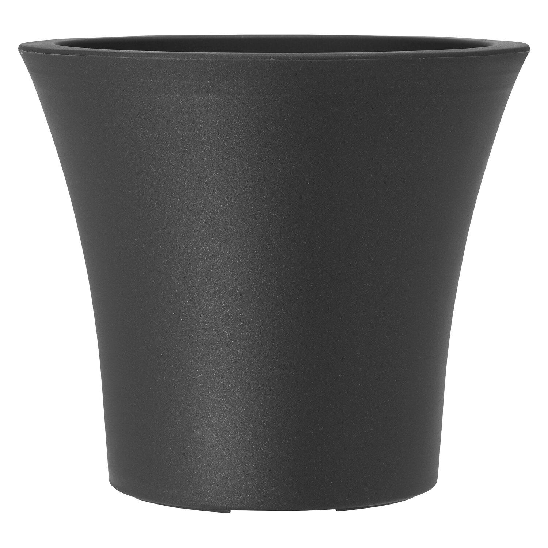 emsa blumenk bel city curve 35 cm granit kaufen bei obi. Black Bedroom Furniture Sets. Home Design Ideas