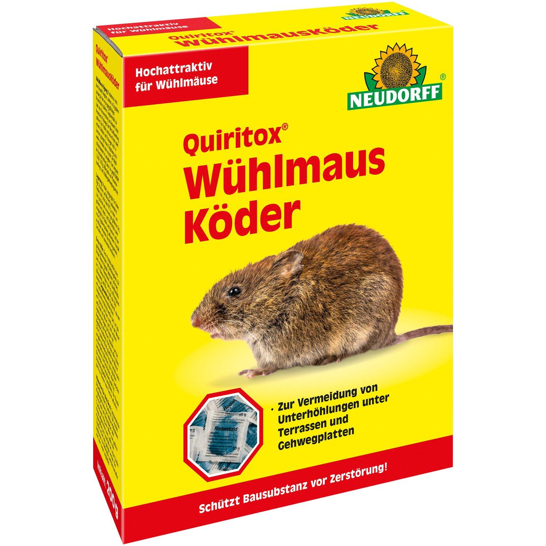 Neudorff Quiritox Wühlmausköder 200 G Kaufen Bei Obi