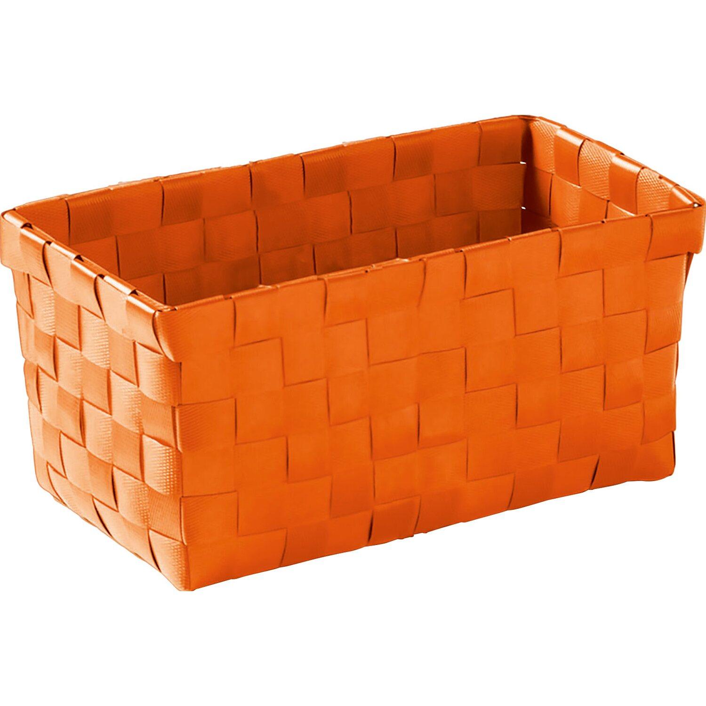 Kleine Wolke Aufbewahrungskorb Brava M Orange kaufen bei OBI