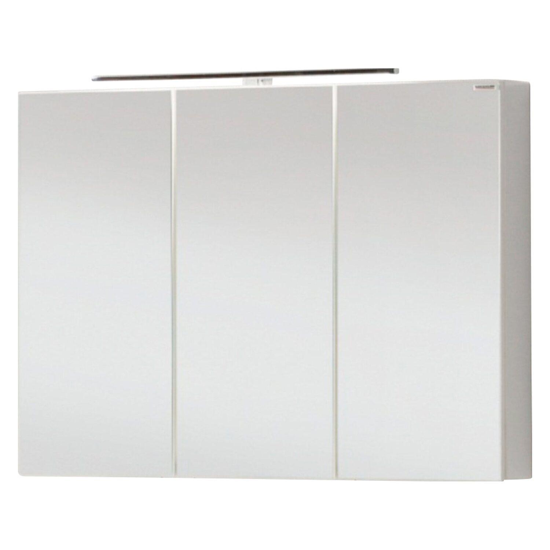 fackelmann spiegelschrank vadea 90 cm wei eek a a kaufen bei obi. Black Bedroom Furniture Sets. Home Design Ideas