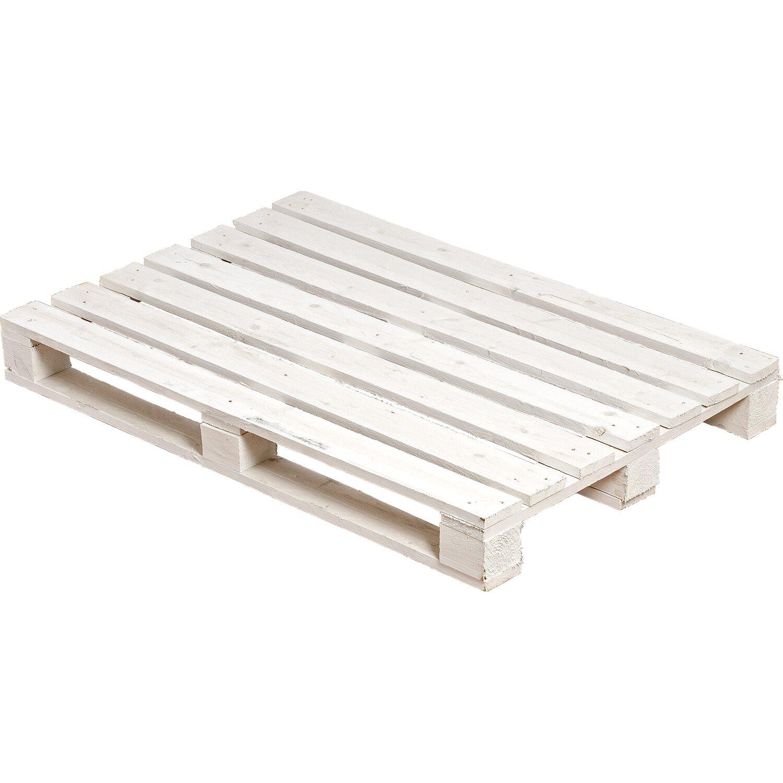 palette fichte weiß 13 cm x 80 cm x 120 cm kaufen bei obi