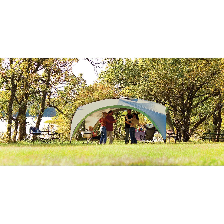 coleman partyzelt event shelter pro xl 243 cm x 453 cm x. Black Bedroom Furniture Sets. Home Design Ideas