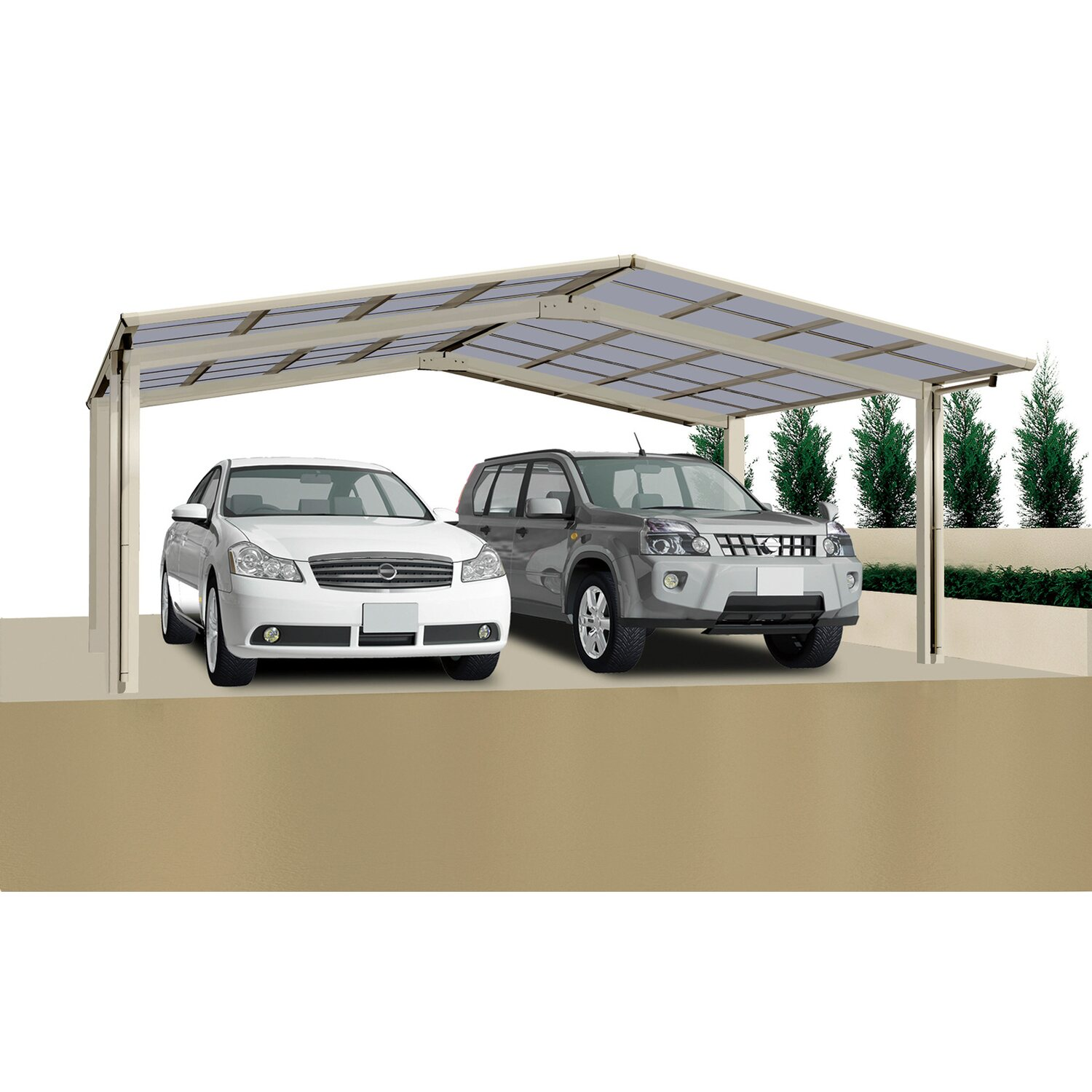 Ximax Carport Linea-60 M-Ausführung Edelstahl-Look kaufen bei OBI on patio designs, workshop designs, laundry room designs, porte cochere designs, horse barn designs, swimming pool designs, alcove designs, ground level designs, family room designs, basement designs, sunroom designs, driveway designs, porch designs, canopy designs, courtyard designs, garage designs, verandah designs, closet designs, newel post designs, shed designs,
