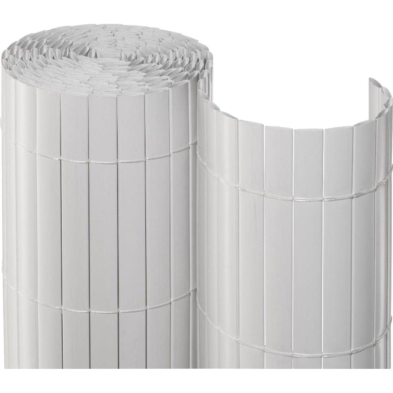 Sichtschutzmatte Pvc 200 Cm X 300 Cm Weiss Kaufen Bei Obi