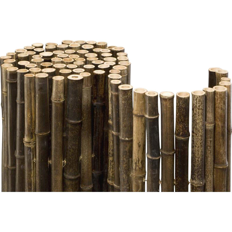 Bambusmatte Deluxe Black 180 Cm X 250 Cm Kaufen Bei Obi