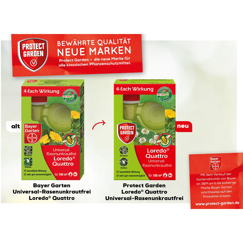 Protect Garden Universal Rasenunkrautfrei Loredo Quattro 100 Ml Kaufen Bei Obi