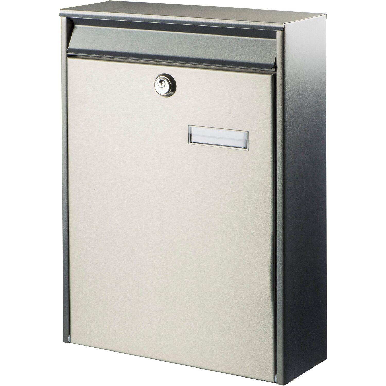 burg w chter edelstahl briefkasten berlin 3777 ni kaufen bei obi. Black Bedroom Furniture Sets. Home Design Ideas