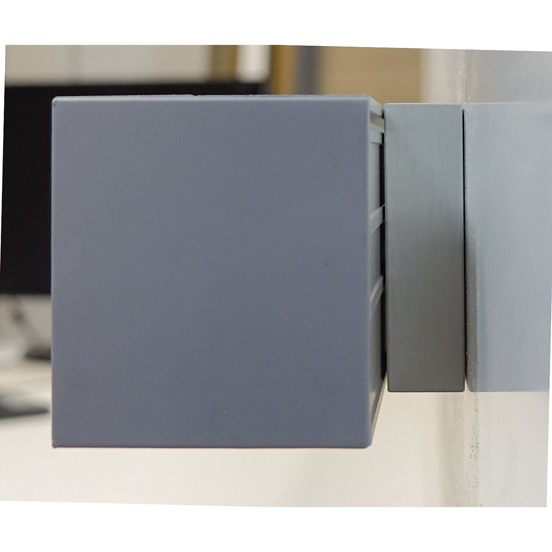 Distanzset für Türzargen Aluminium Weiß für Movento 2,8 cm kaufen ...