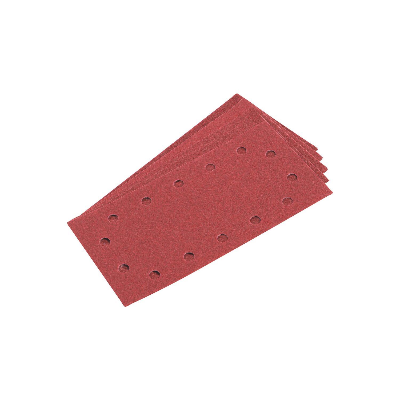 LUX-Tools Schleifstreifen-Set 93 mm x 180 mm 30-teilig