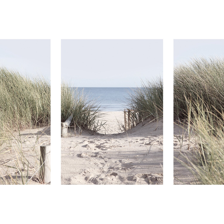 Eurographics EUROGRAPHICS Wandsticker-Set »Come to the Beach«, 70/50 cm