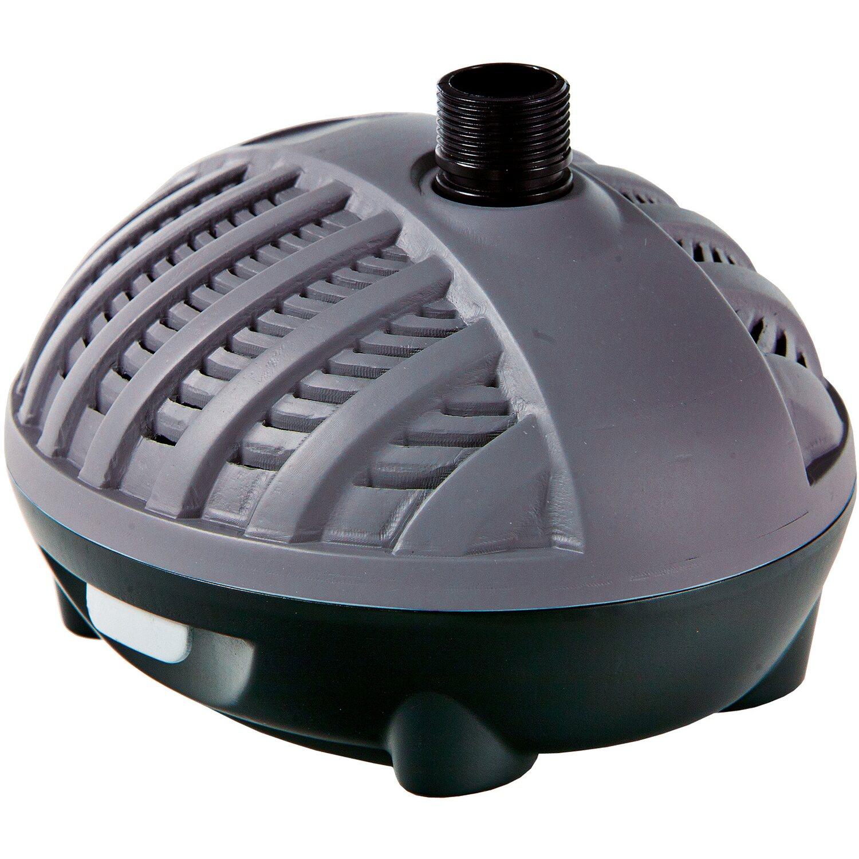 Heissner smartline wasserspielpumpe jet eco plus 4900 l h for Obi filterpumpe