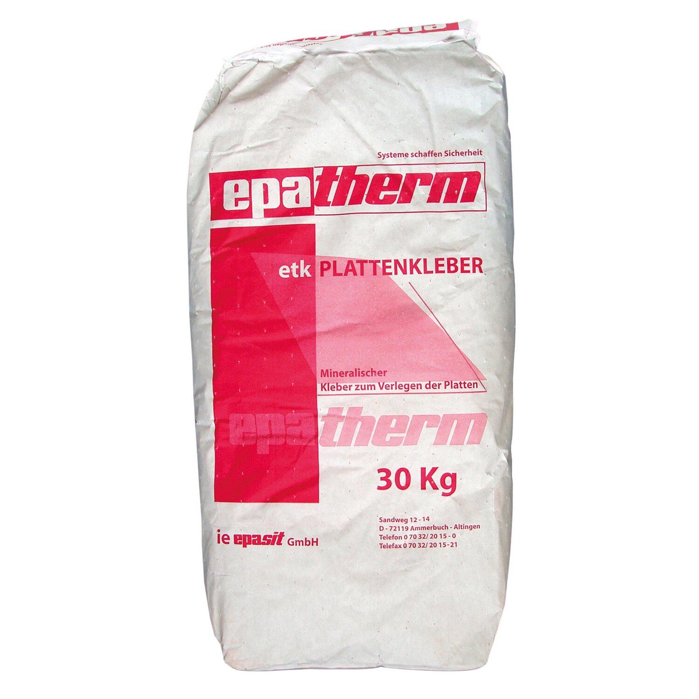 Epatherm  Plattenkleber etk 30 kg