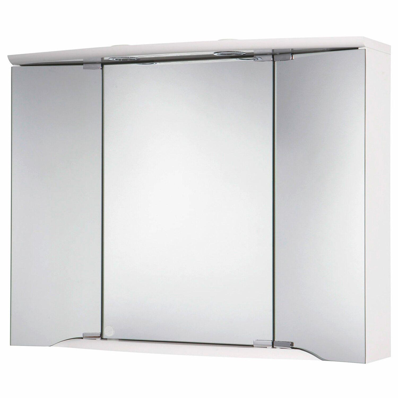Jokey spiegelschrank yamo 80 cm wei eek c kaufen bei obi for Spiegelschrank obi