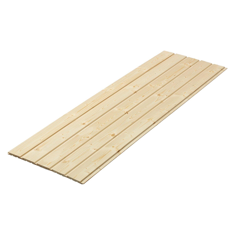 Profilholz Nut und Feder 12,5 mm x 96 mm x 3000 mm