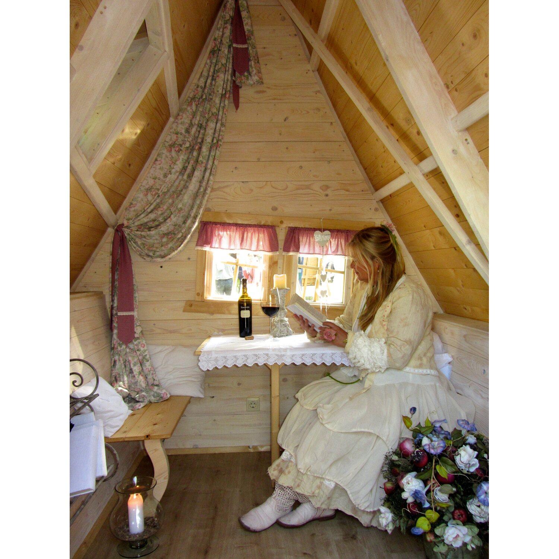 holz-gartenhaus buck natur b x t: 155 cm x 200 cm kaufen bei obi
